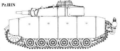 Немецкий танк Pz. III N