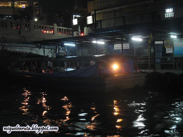 Bangkok Klong Pier