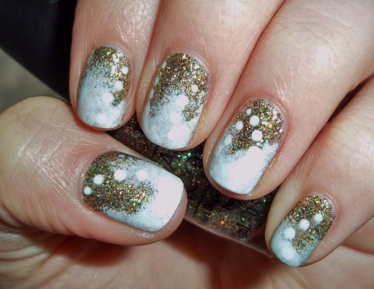 Christmas Nail Art Designs - Pccala