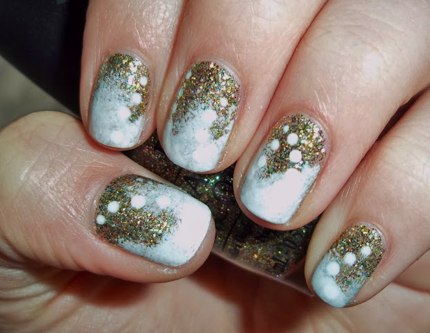christmas nail art design - pccala