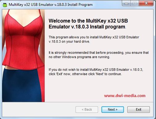 multikey x64 usb emulator for optitex download
