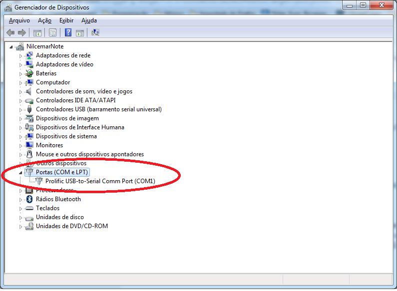 controladores usb barramento serial universal windows 7