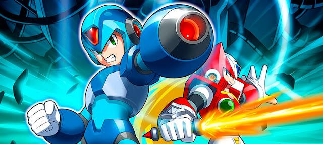 Mega Man X chegando aos consoles atuais!