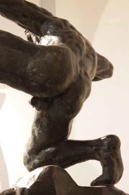 Sculptures, Antoine Bourdelle, musée des beaux arts de Lyon, Héraklès archer, Héraclès,