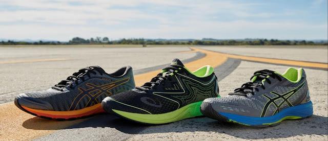 Asics lanza las FlyteFoam Fast Series