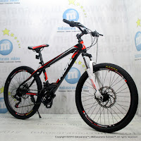 24 Inch Pacific Invert XTR  Junior Mountain Bike