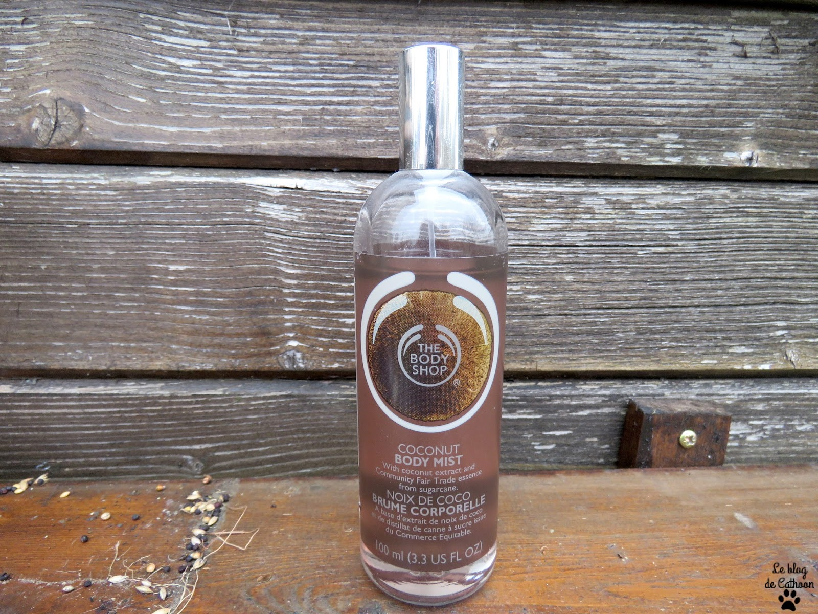 Brume corporelle noix de coco  The Body Shop