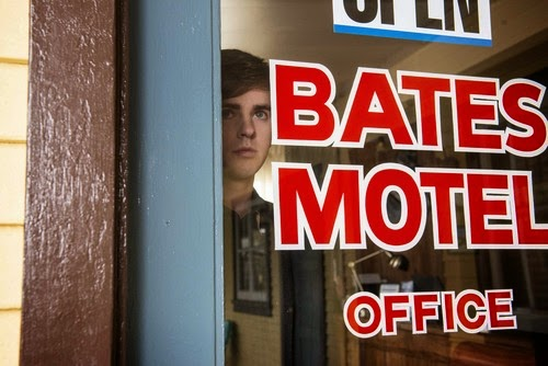 Bates Motel. Norman