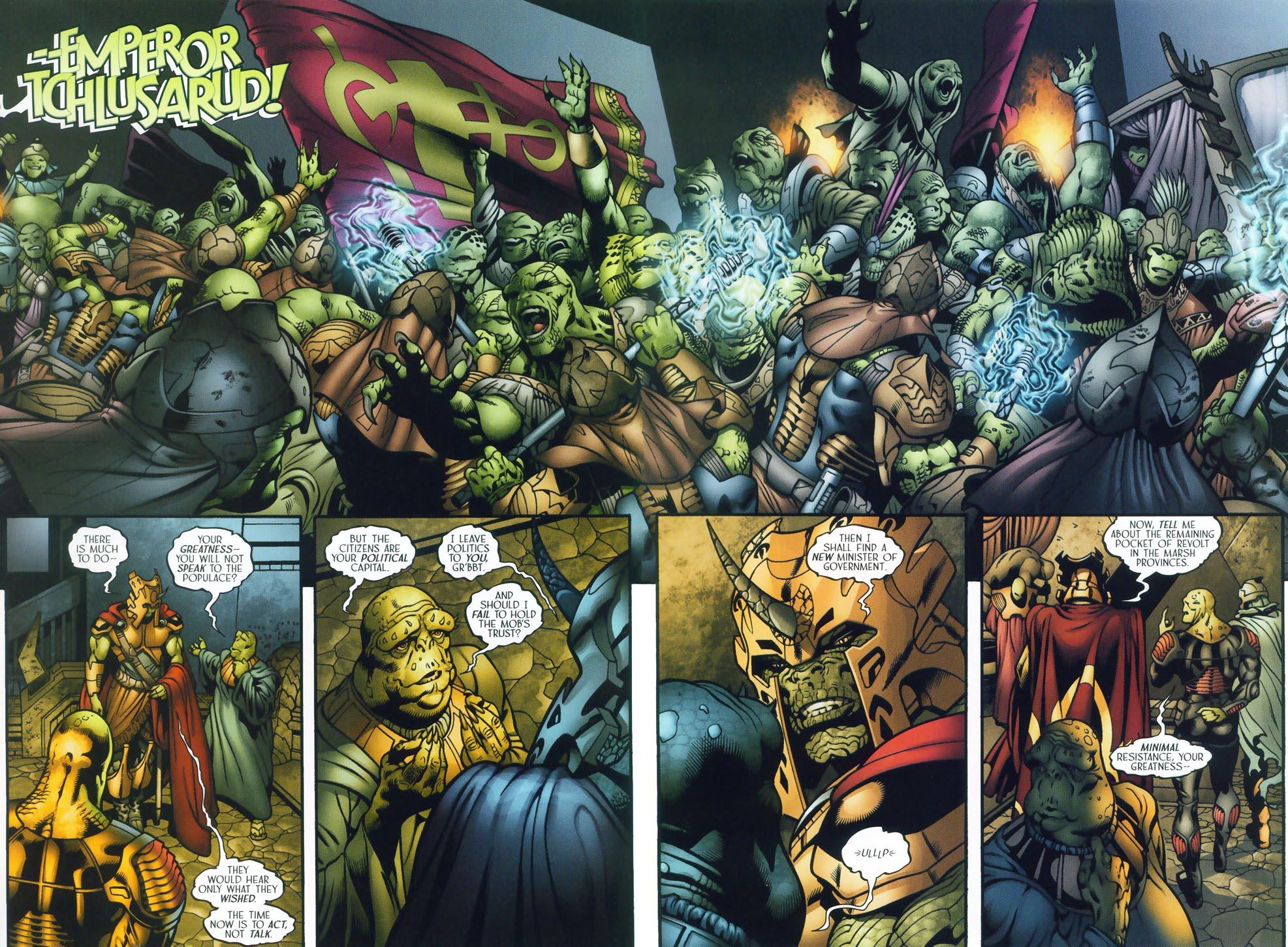 Read online Sigil (2000) comic -  Issue #38 - 5