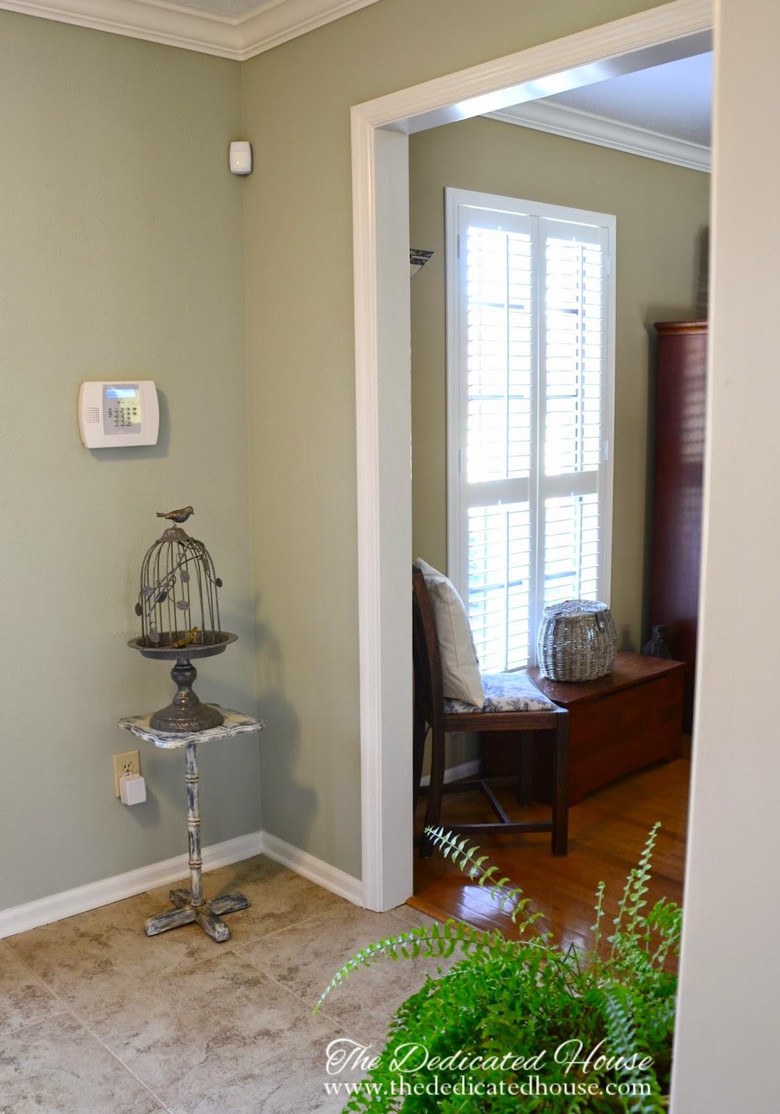 Mini House Tour {Guest Post} - My Suburban Kitchen
