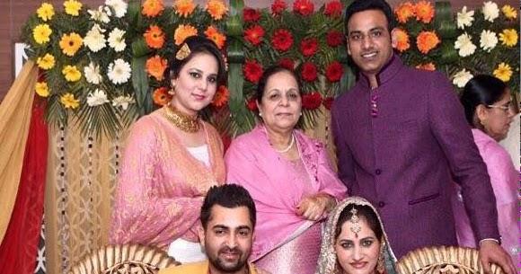 Sharry Mann Wedding Pictures