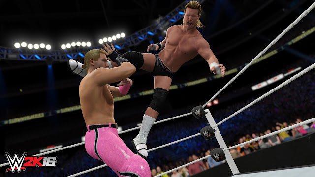 WWE 2K16 Free For PC
