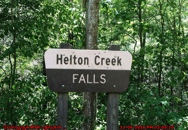 Georgia Helton Creek Falls