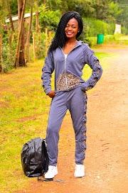How To Wear The Tracksuit Trend , Weekend Wear Idea