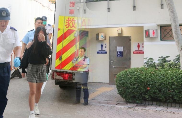 Wanita di Tsuen Kwan O Alami Perampokan Oleh 4 Wanita dan 2 Pria saat di Toilet