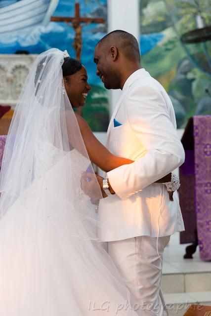 Eglise Petit-Bourg photo mariage Guadeloupe