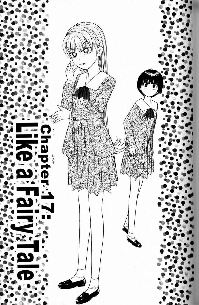 Tenshi na Konamaiki Chapter 17 Like a Fairy Tale MangaHasu