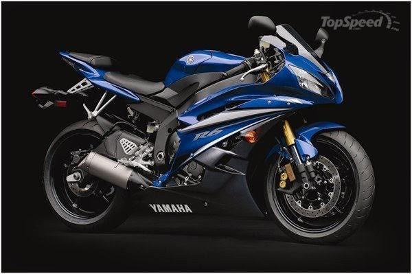 2007 Yamaha yzf r6