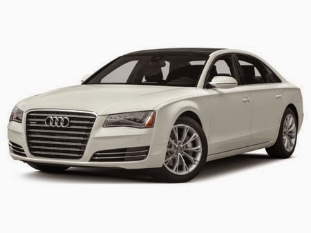 2015 Audi A8 Advanced Luxury Sedans