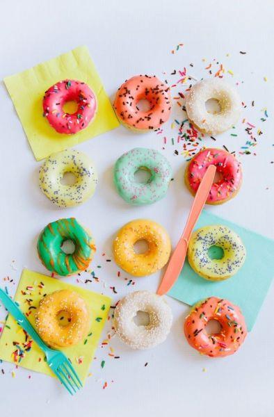 donut yapılışı