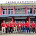 Jum'at Bersih Jadi Rutinitas di Lingkungan Lapas Kelas II Karawang