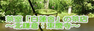 東慶寺抹茶