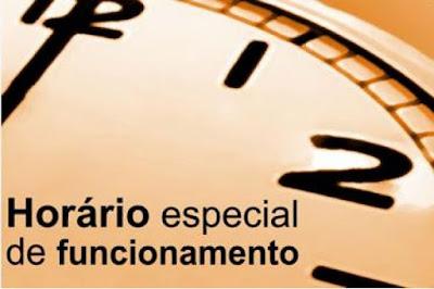 Repartições públicas municipais de Barretos-SP terão horários alterados próxima quarta-feira