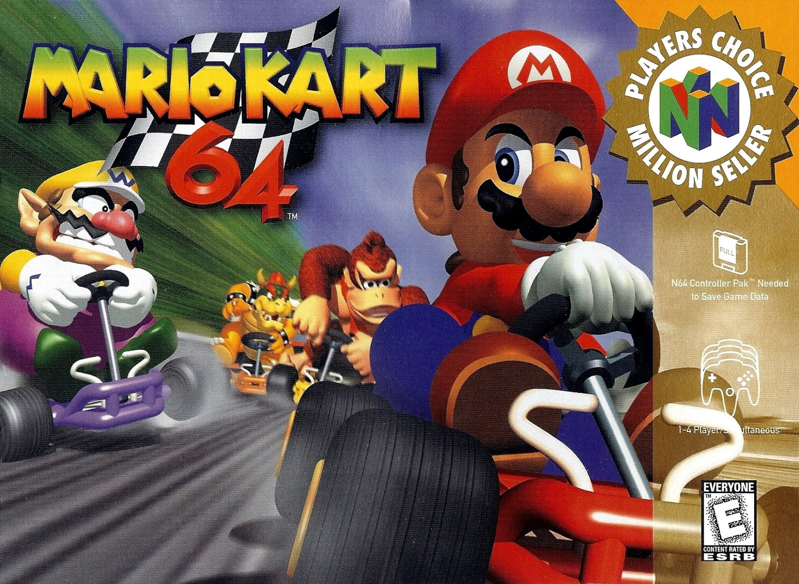 N64romssociety Retro N64 Roms Game Download 0404 Mario