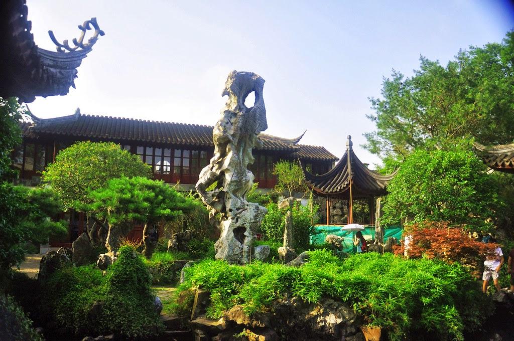 Jardines los jardines de suzhou for Los jardines de lola