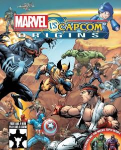 Capa Marvel vs Capcom Origins PS3 2012 site jogos sem vírus