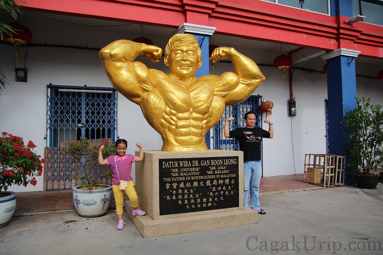 Datuk Wira Dr. Gan Boon Leong