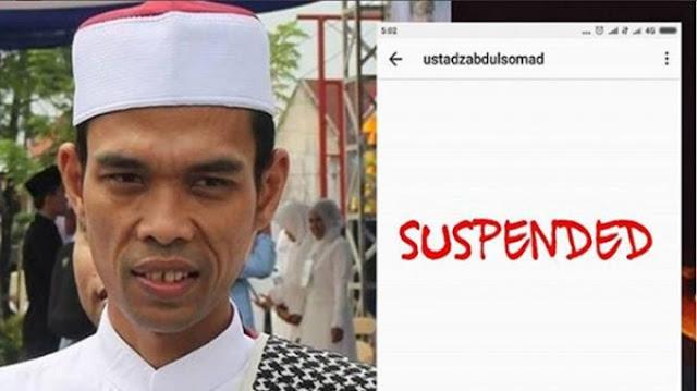 Kapitra Bilang Ada yang Ingin Akun Ustaz Abdul Somad Diblokir, Siapa ?