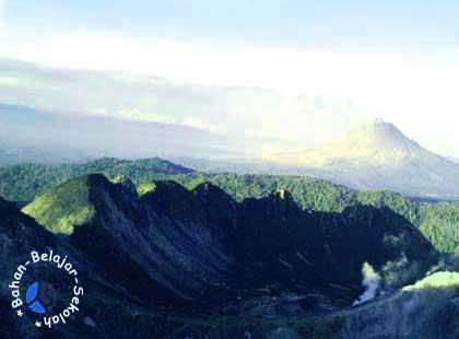 jenis-jenis gempa bumi tetonik dan vulkanik