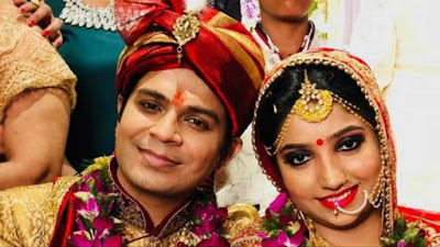 Pallavi-ankit-tiwari-wedding