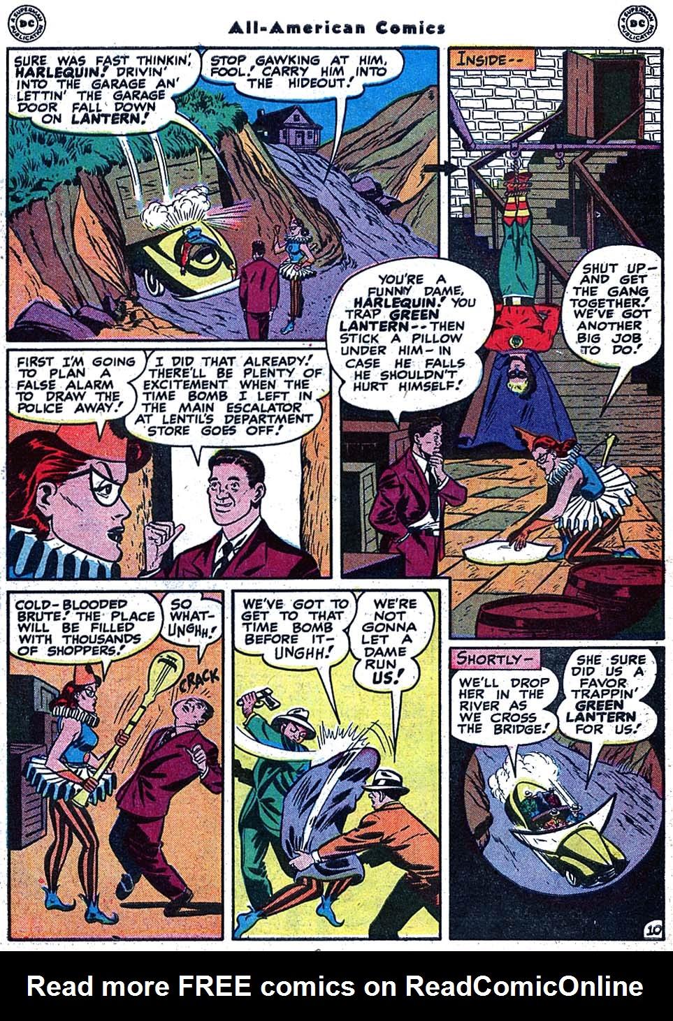 Read online All-American Comics (1939) comic -  Issue #89 - 12