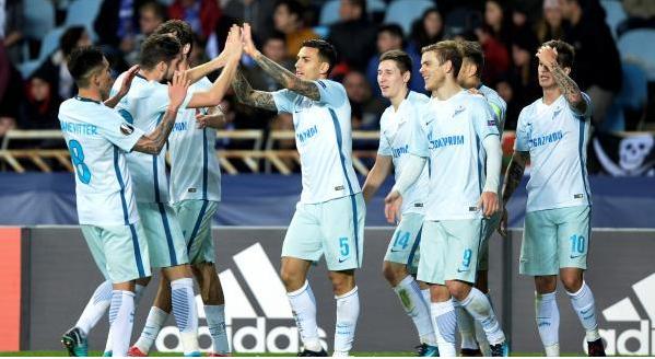 ريال مدريد ويوفنتوس في صراع قوى على ضم نجم زينيت