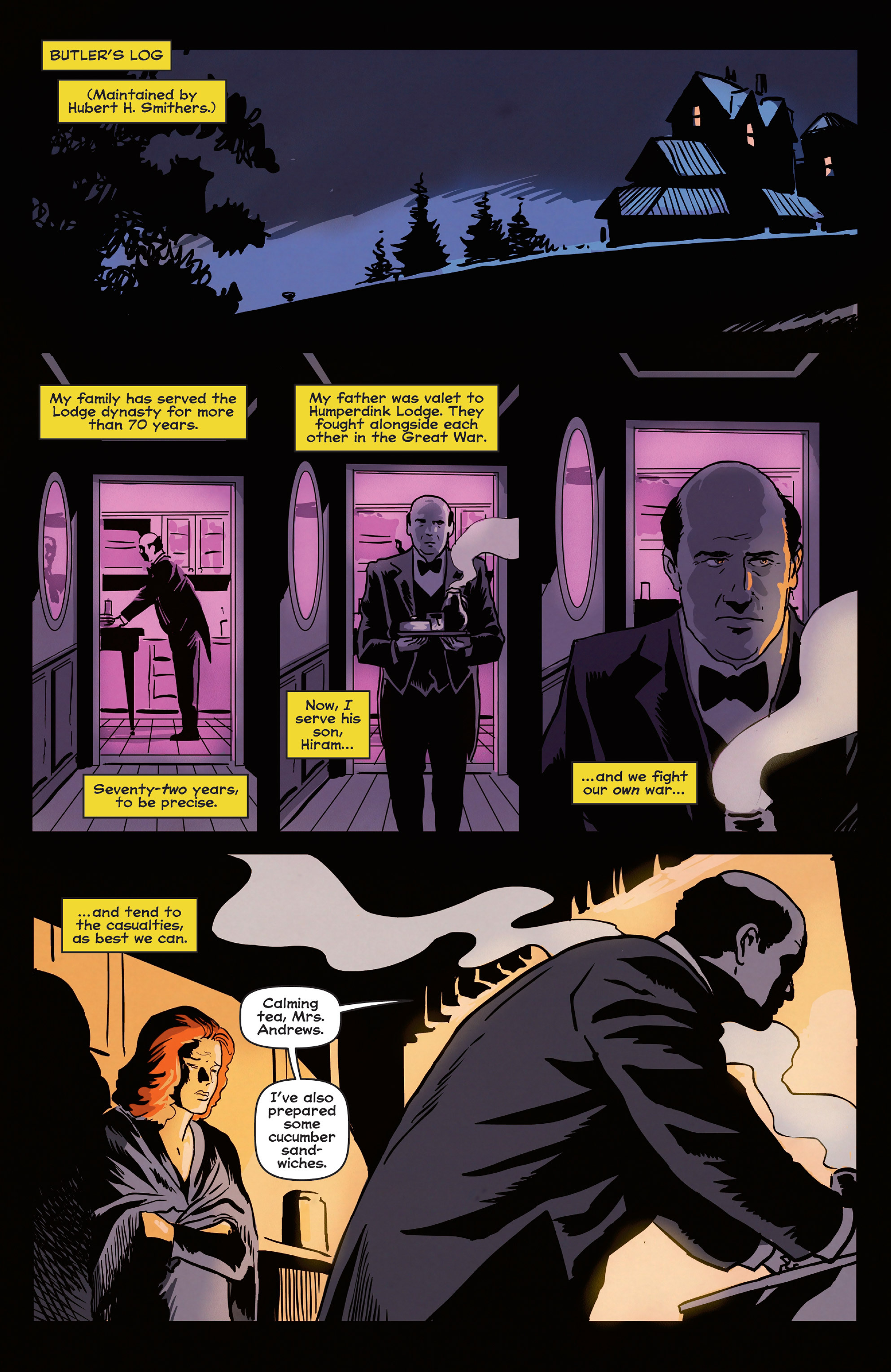 Read online Afterlife with Archie comic -  Issue #5 - 4