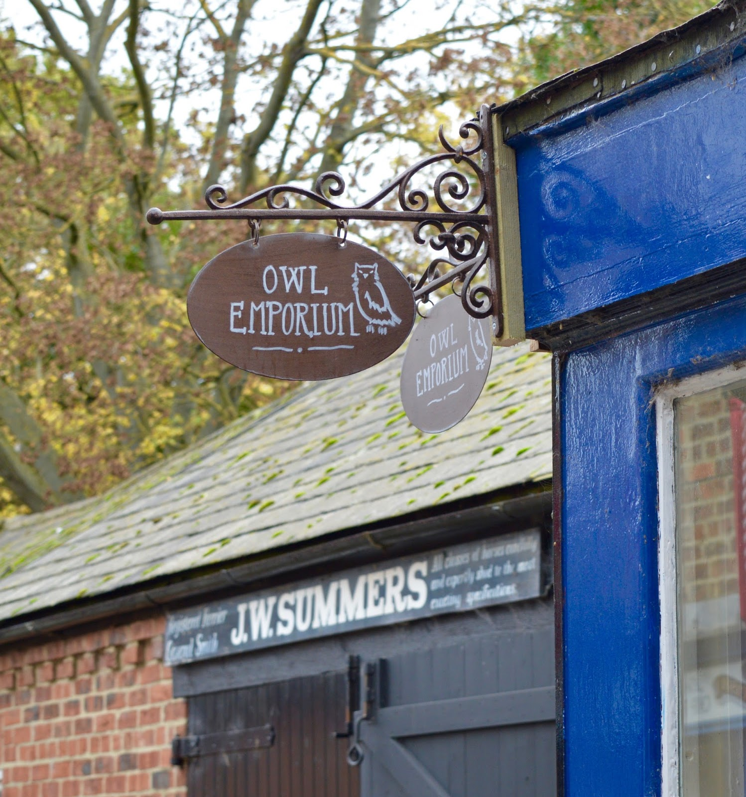 Half Term Hocus Pocus at Preston Park | The North East's very own Diagon Alley - owl emporium