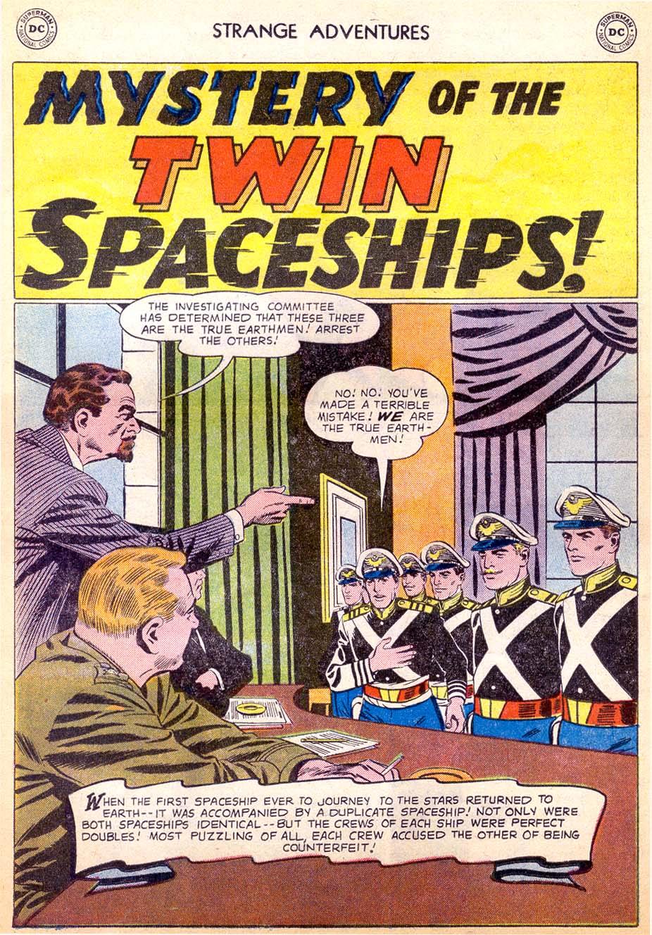 Strange Adventures (1950) issue 101 - Page 25