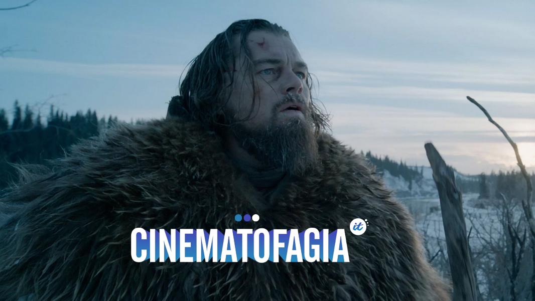 """""""O Regresso"""" é muito mais que aquele filme que finalmente deu o Oscar do Leonardo DiCaprio, é uma experiência sensorial riquíssima"""
