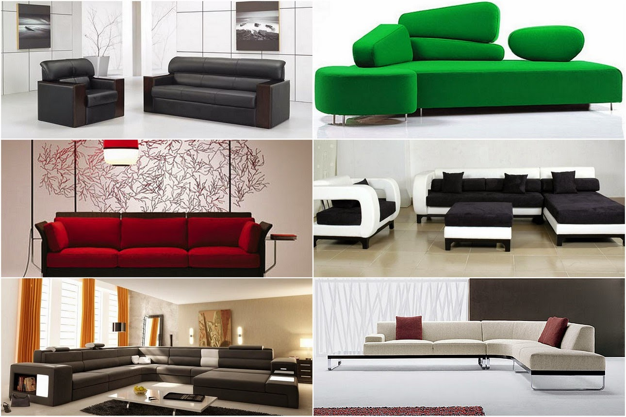 50 Modern Sofa And Couch Designs - Unique Furniture Ideas For Living Room