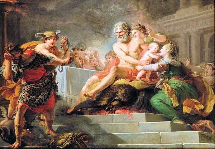 Ο Τάνταλος και η Αιώνια Καταδίκη
