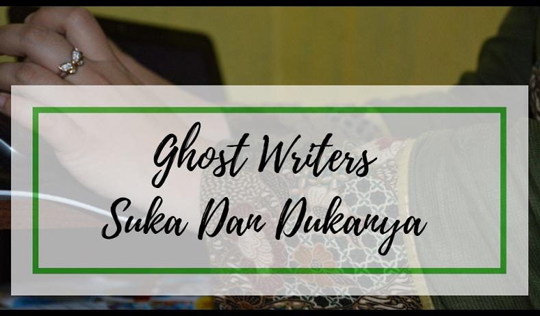 Apa itu ghost writer