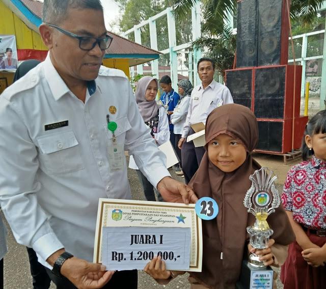 Lagi, Siswa MI Tarbiyah Islamiyah Sabet Juara