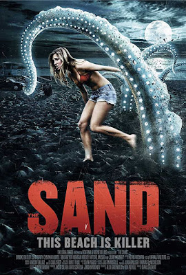 Poster The Sand 2015 English HD 720p