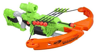 NERF Zombie Strike DreadBolt Blaster