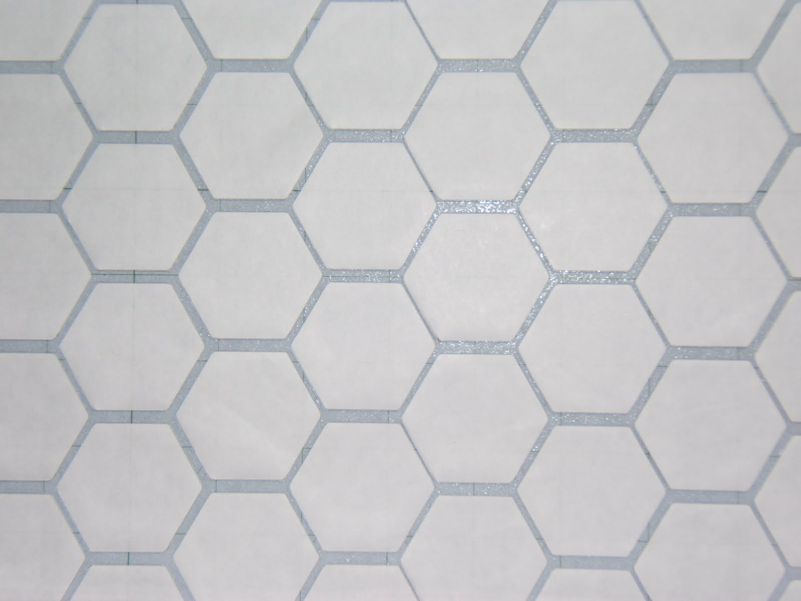 1 5 inch hexagon quilt template for 1 5 inch hexagon template