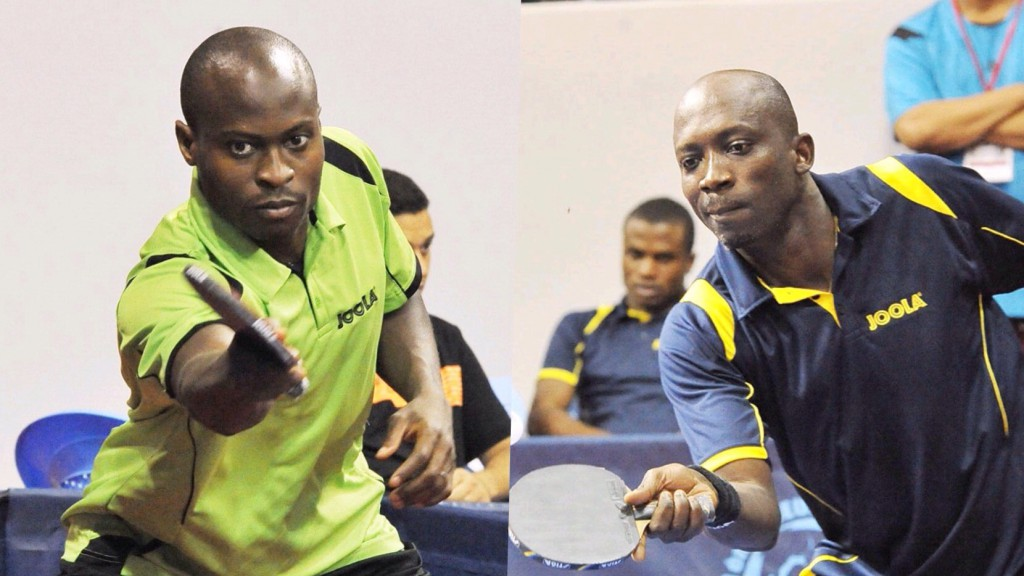 Nigeria's Table Tennis Team