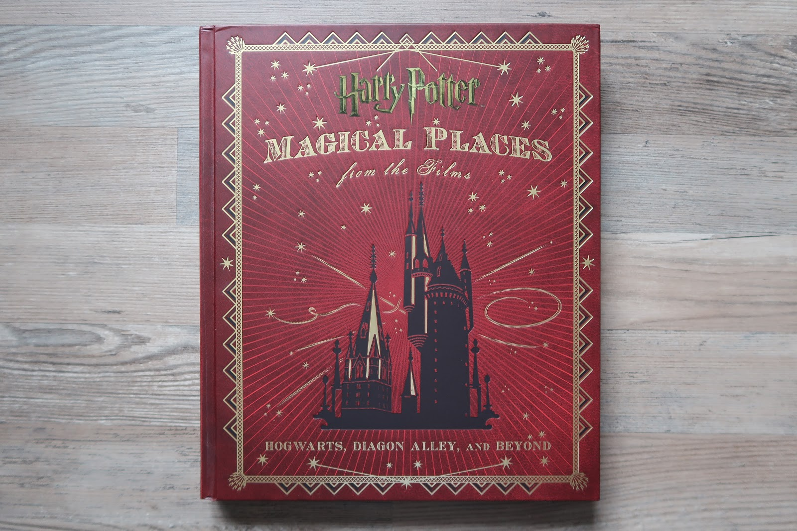 Harry Potter Magica Places from the Films