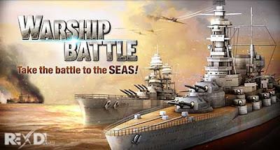 WARSHIP BATTLE 3D World War II Apk + Data for Android Offline